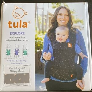 Tula Carrier Never Used